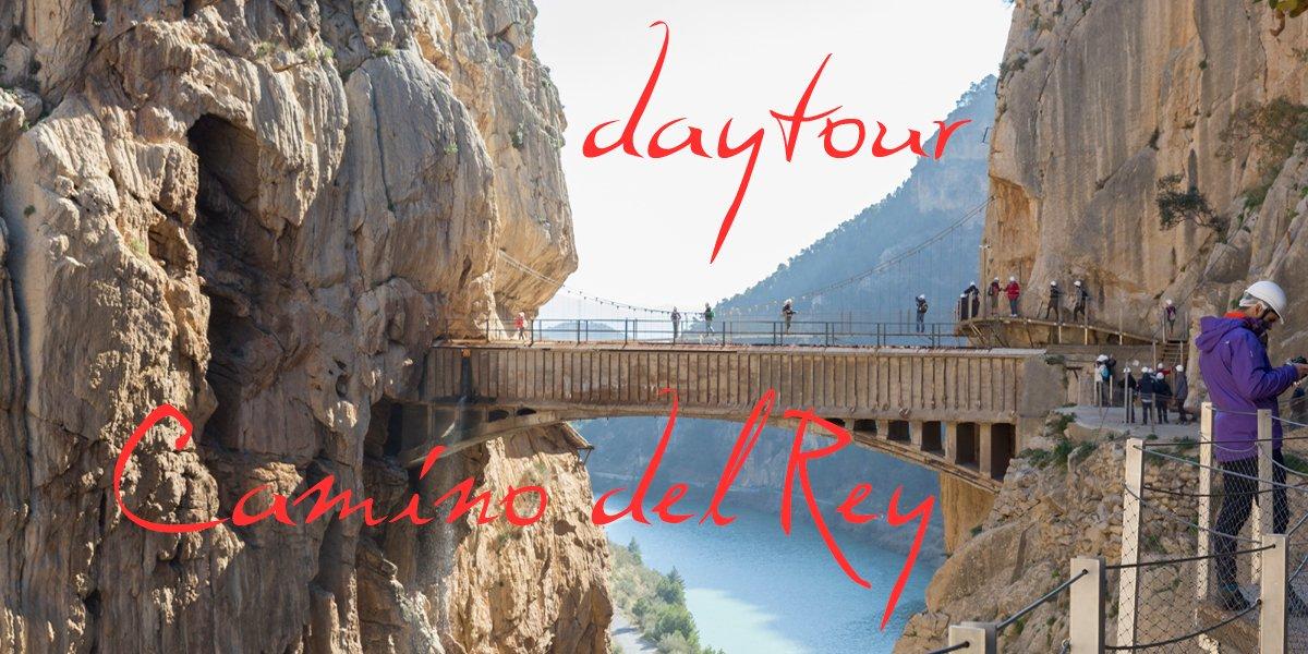 day tour caminito del rey