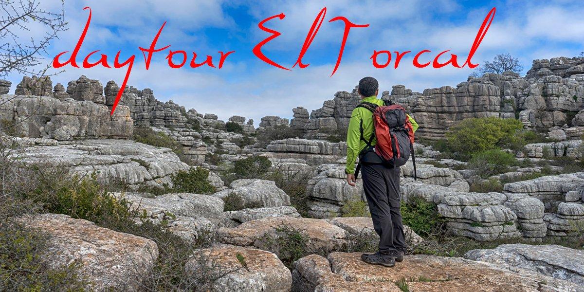 day tour El Torcal