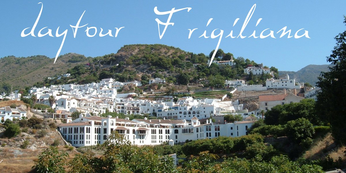 day tour Frigiliana