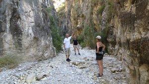 gorge near Frigiliana