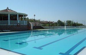 pool Frigiliana